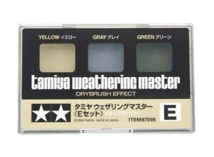 Tamiya Weathering Master Set E 87098