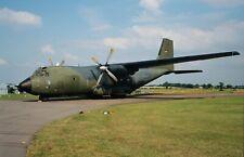 50+07 C160D German AF Original Military Slide