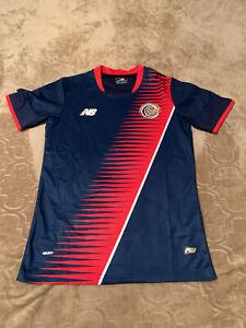Costa Rica 2017 Third Jersey Small New Balance Shirt
