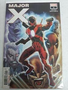 Major X #1 First Print- Rob Liefeld, Dan Fraga, X-Men, 2019, NM!