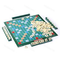 Scrabble Jeu de société Family Letter Cadeau classique Word Puzzle Française