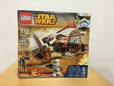 LEGO Star Wars 75085 Hailfire Droid Clone Trooper Lieutenant NEW SEALED BOX