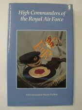 High Commanders Of The Royal Air Force (Trenchard, Dowding, Tedder, Harris, RAF)