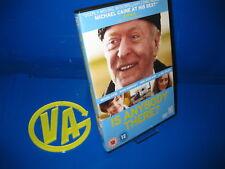 Pelicula EN DVD IS ANY BODY THERE?-region 2 -edicion UK-dvd en Ingles