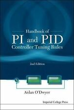 Handbook of PI and PID Controller Tuning Rules by Aidan O'Dwyer (2006,...