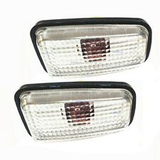 2Pcs 12V Side Marker Light Repeater Lamp 632567  Fit Peugeot 106 306 406 806