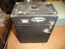 Vintage No. 2A Brownie Kodak Camera w/Leather Strap