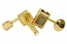 GOTOH SD91 6-inline with slotted posts Gold with gold buttons