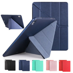 PU Leather Smart Case Stand Cover For iPad Air 4 10.9 8th 7th 10.2 10.5 9.7 6th