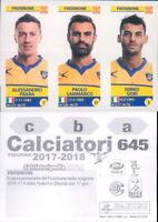 CALCIATORI 2017-18 Panini 2018-Figurina-stickers N.645 *NEW
