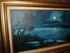 Künstlerische Öl-Malereien auf Holz