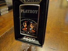 PLAYBOY 60TH ANNIVERSARY 1953-2013 ZIPPO LIGHTER MINT IN BOX 2014