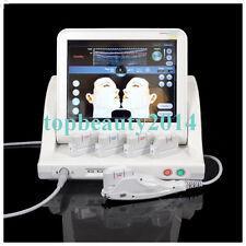 DHL HIFU Beauty Machine High intensity focused ultrasound HIFU Salon Machine