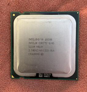 ❇️Intel Core 2 Quad Q8300 SLGUR CPU 2,50GHZ Sockel LGA775 Prozessor❇️