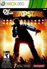 Def Jam Rapstar Konami Video Game Xbox 360
