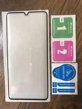 Xiaomi Mi Note 10 Pro Full Glass Screen Protector - Uk Seller