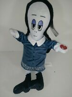 "The Addams Family Theme Song Wednesday 13"" Singing Plush Doll Movie Toy New"