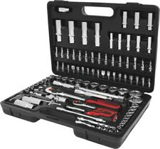 "KS Tools 1/4 ""+ 1/2 "" Chromeplus insieme Zoccolo, 96-tlg 918.0796"
