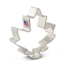 Ann Clark Maple Leaf Cookie Cutter, 3 3/4""