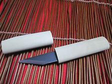 Left Hand/Japanese Kiridashi Craft Pocket Knife/Wooden Handle/Made in japan