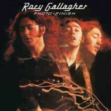 Rory Gallagher - Photo Finish - New 180g Vinyl LP + MP3
