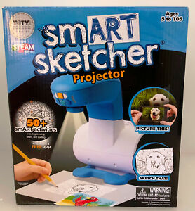Smart Sketcher Projector - Toy of the Year Finalist 2018 - Damaged Box