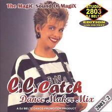 040 - C.C. CATCH - Dance Maker Mix vol.2  /1CD  [MODERN TALKING]