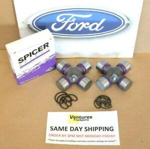 Ford F150 2008-2017 Rear Single Piece Driveline U joint Kit Spicer Select