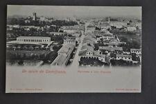 Cartolina Castelfranco  Veneto Modena Panorama Volo Uccello 1910