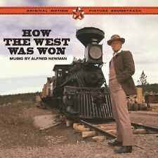 How The West Was Won - 2 x CD Complete - Limited Edition - Alfred Newman