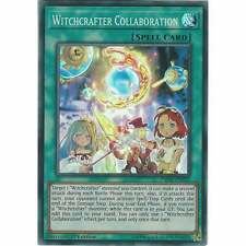 Yu-Gi-Oh TCG: Witchcrafter Collaboration - INCH-EN022 - Super Rare Card - 1st Ed