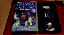 DOCTOR WHO PLANET OF THE GIANTS UK PAL VHS VIDEO 2001 William Hartnell RESTORED