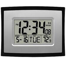 OpenBox La Crosse Technology WT-8002U Digital Wall Clock