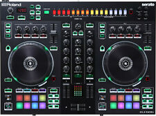Roland DJ 505 controller, Serato Pro included, DVS, 4 Deck