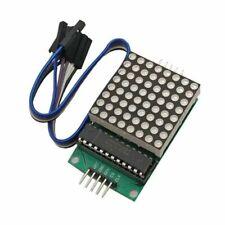 Max7219 Dot Matrix 8x8 88 Mcu Led Display Module Compatible With Arduino