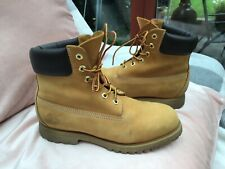 Authentic Timberland Desert Leather Boots Size 5.5/ 6