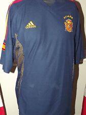 2002-04 Spain Third EXCELLENT (XL) Shirt Jersey Trikot Maglia Maillot Camiseta