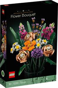 Lego Creator Expert Blumenstrauß 10280 Neu