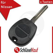 Nissan Autoschlüssel Gehäuse Primera Terrano Almera Micra Tino Fernbedienung Neu