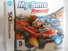 jeu DS MY SIMS RACING