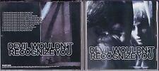 MADONNA - DEVIL WOULDN'T RECOGNIZE YOU REMIX CD SINGLE PROMO