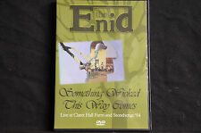The Enid Something Wicked This Way Comes DVD Brand New + Sealed