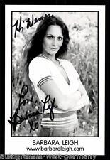 Barbara Leigh AK 90er J. Orig. Sign.+32409 + G 9630