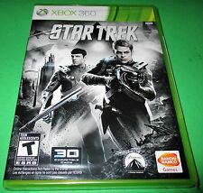 Star Trek Microsoft Xbox 360 *Factory Sealed! *Free Shipping!