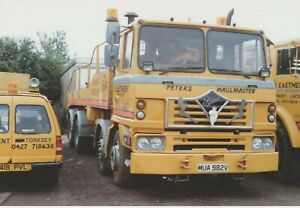Photo, Foden Wrecker,  R Eastment Recovery,  Torksey, Lincoln