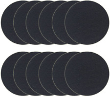 12 Pack Charcoal Filters Kitchen Compost Bin Pail Replacement Filter Countertop