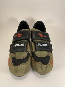 Specialized Sport MTB Bike Shoes Brown/black Mountain Cycling Men's Size 7/39