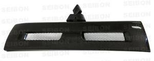 Seibon Carbon fiber front grille for 2008-2012 Mitsubishi Lancer EVO X