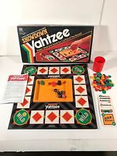 Vintage Milton Bradley Showdown Yahtzee A Whole New Dimension In Dice Games 4202