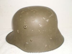 WW1 German Austrian helmet M17, original, BGB66